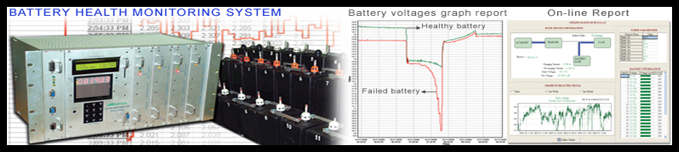 BATTERY HEALTH MONITORING SYSTEM