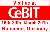 CeBIT Exhibition 2015
