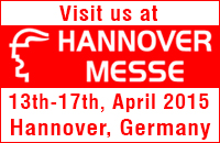 HANNOVER MESSE Exhibition 2015