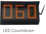 led count down